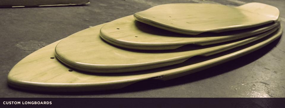 Custom Longboard Skateboard Manufacturer