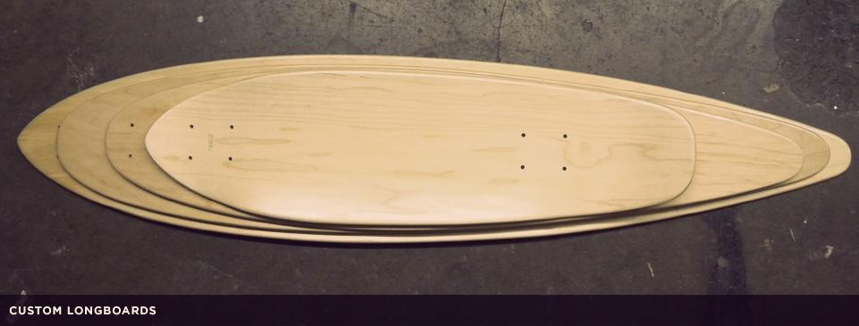 Custom Longboard Manufacturer