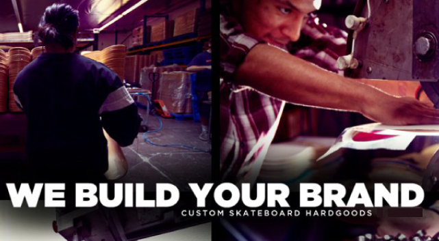 custom skateboard made for you