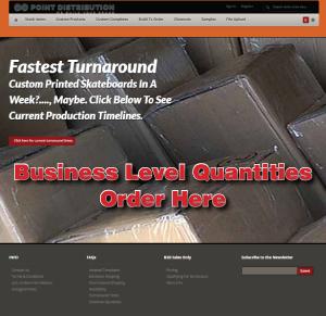 wholesale custom skateboard quantities ordering